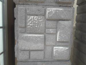 Блок столбовой